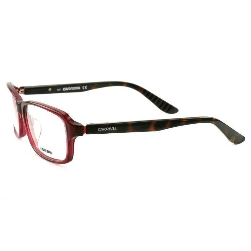 Carrera Women's Eyeglasses CA8806F 0UC Red 56 16 140 Demo Lens-