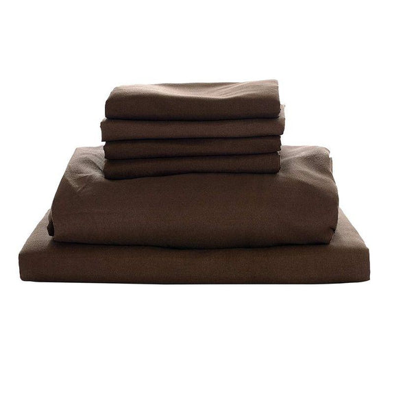 Six Piece Luxurious Sheet Set-Daily Steals