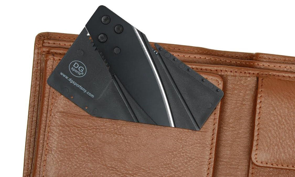 Credit Card-Shaped Foldable Knife-Daily Steals