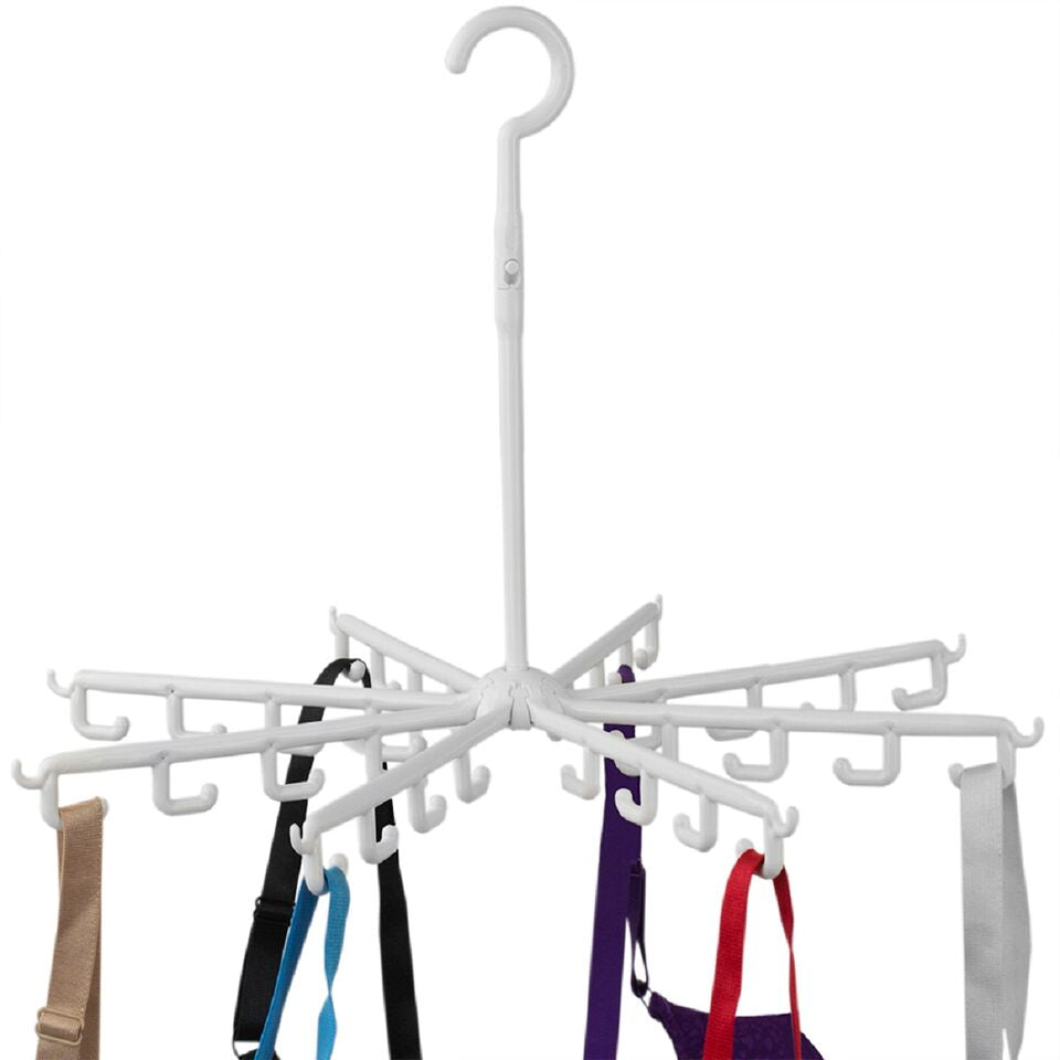 Space-Saving 40-Hook Garment Drying Hanger-Daily Steals