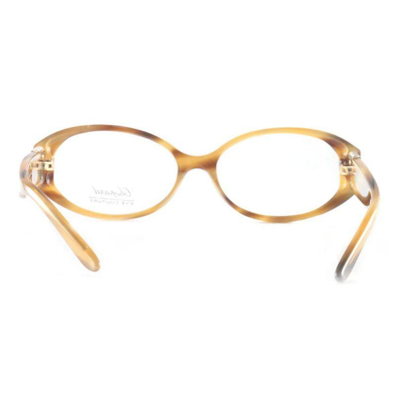 Chopard Women's Eyeglasses Frames VCH026S 06U4 Light Tortoise 52 15 140-