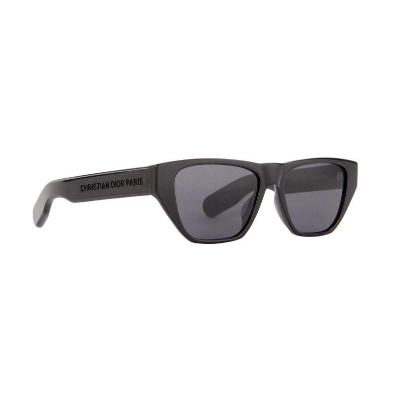 Christian Dior Women's Direction Inside Out 2-0807-2K 54/16/145 Black Frame Sunglasses-