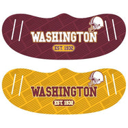 Unisex Football Reusable Fabric Face Masks - 2 Pack-Washington-Daily Steals
