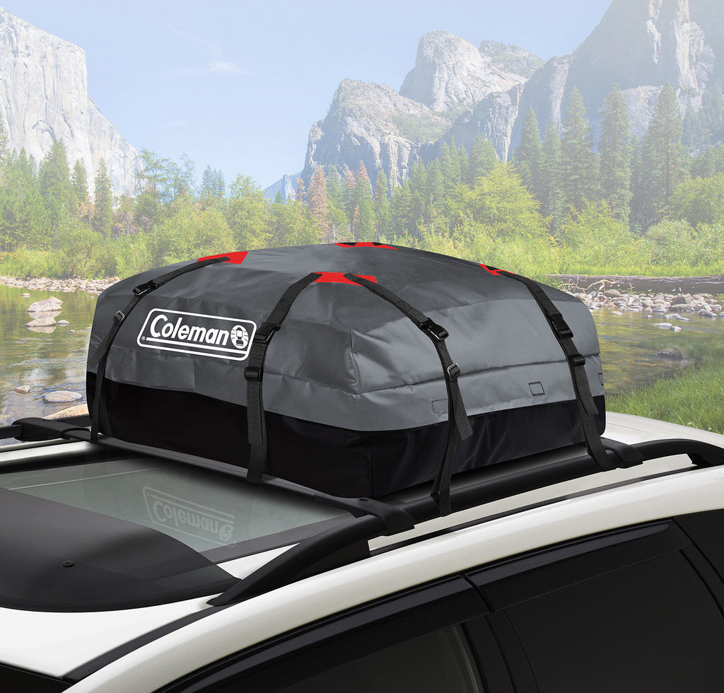 Coleman Waterproof Roof Top Cargo Carrier-Daily Steals