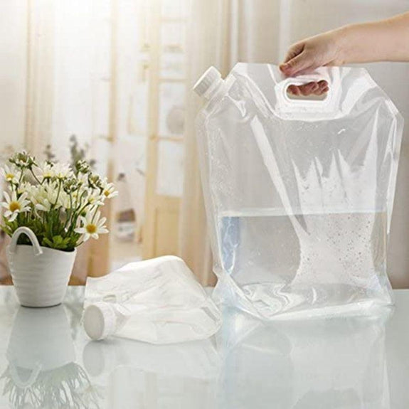 Collapsible 5L Reusable Water Container-