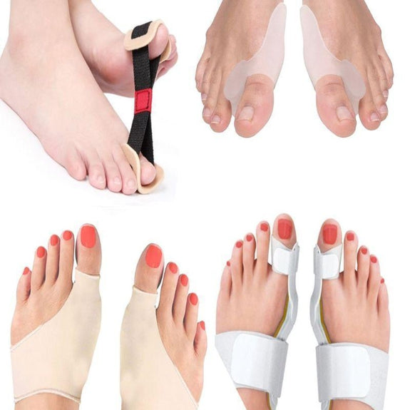 Complete Orthopedic Bunion Corrector and Relief Kit - 8 Pack-