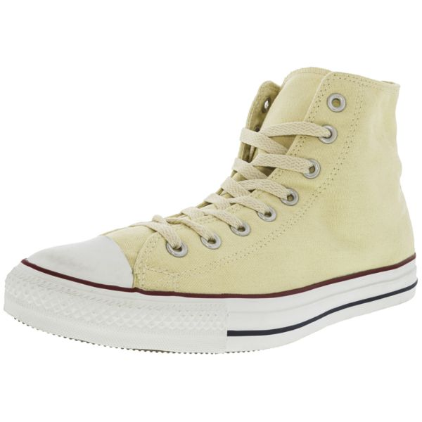 Converse All Star Hi Natural White Ankle-High Sneakers-6.5W / 4.5M-Daily Steals