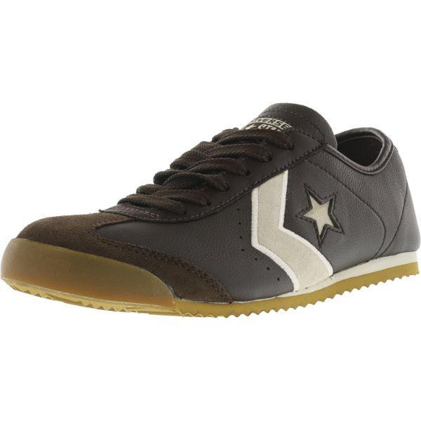 Daily Steals-Converse Mt Star 3 Ox Chocolate / Parchment Ankle-High Sneakers - Adult Unisex Size 7.5W / 6M-Accessories-