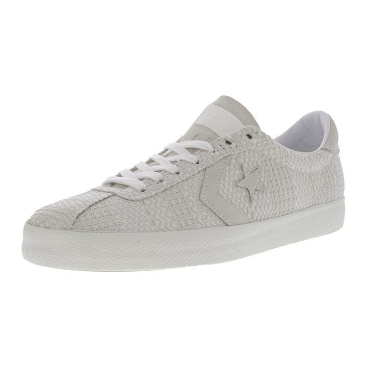 Converse Breakpoint Ox Vaporous White Low Top Skateboarding Shoes-11.5W / 10M-Daily Steals