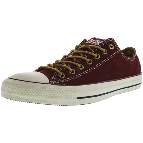 Converse Chuck Taylor All Star Ox Back Alley Brick Ankle-High Sneakers-13W/11M-Daily Steals