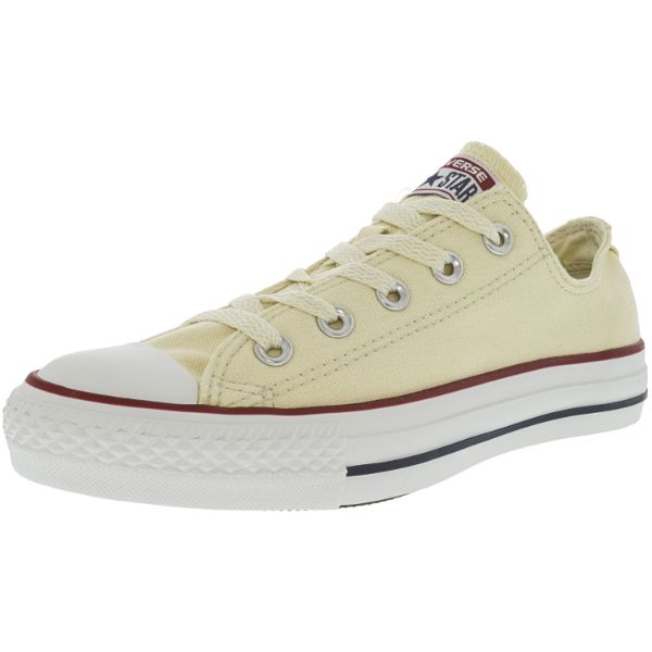 Converse All Star Ox Natural White Low Top Sneakers - Kids Unisex Size 4.5W / 3.5M-Daily Steals