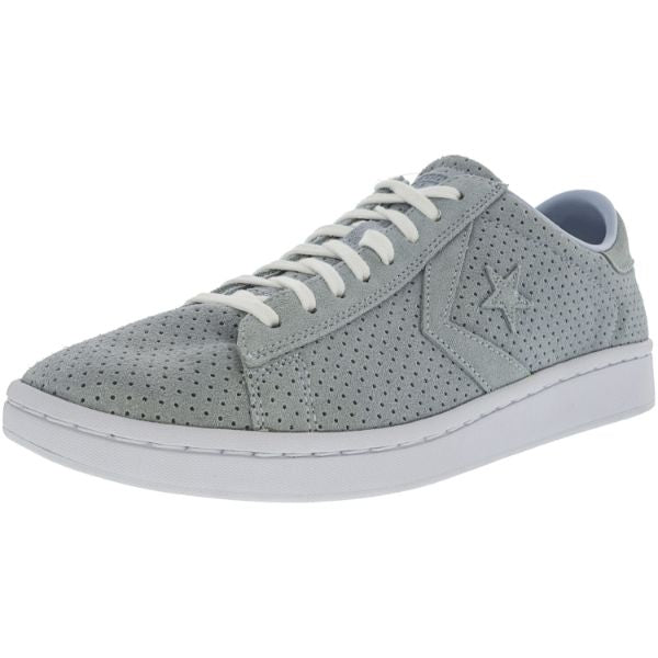 Converse Women's Pl Lp Ox Porpoise / White Ankle-High Sneakers-10M-Daily Steals