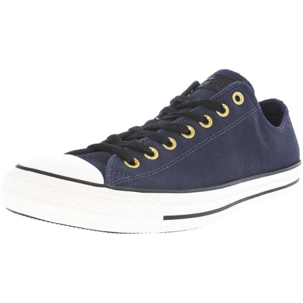 Converse Chuck Taylor All Star Ox Obsidian / Egret Black Ankle-High Sneakers-10W/8M-Daily Steals
