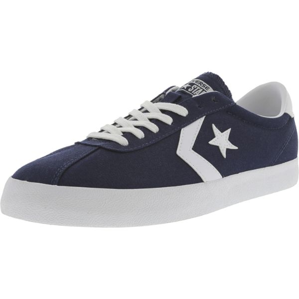Converse Breakpoint Ox Blue Ankle-High Sneakers-10.5W / 9M-Daily Steals