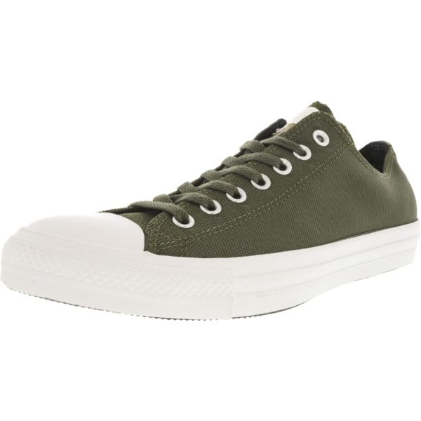 Converse Chuck Taylor Ox Grape Leaf Low Top Canvas Sneakers - Adult Unisex Size 12W / 10M-Daily Steals