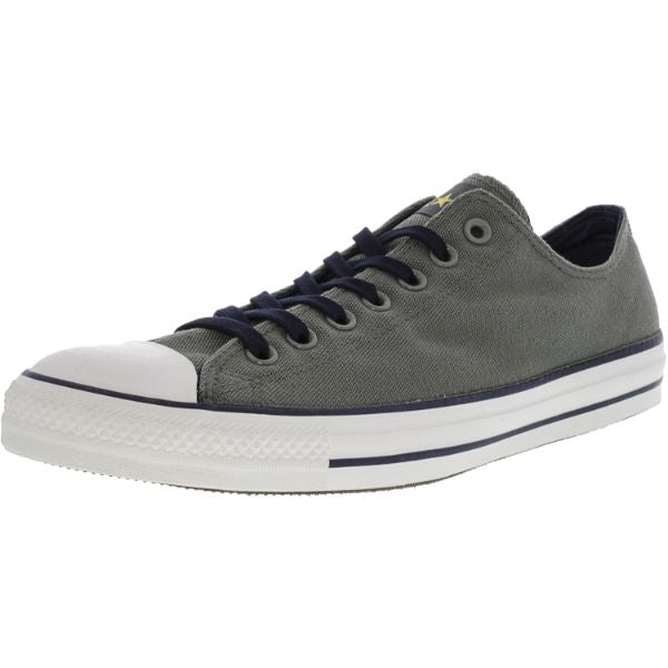 Converse Chuck Taylor All Star Ox Charcoal Ankle-High Sneakers - Adult Unisex Size 15W / 13M-Daily Steals