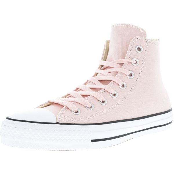 Converse Chuck Taylor All Star Pro Hi Vapor Pink / Glow Natural High-Top Sneakers-11.5W / 9.5M-Daily Steals