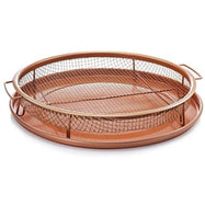 Copper Crisper Air Fryer Tray-Daily Steals
