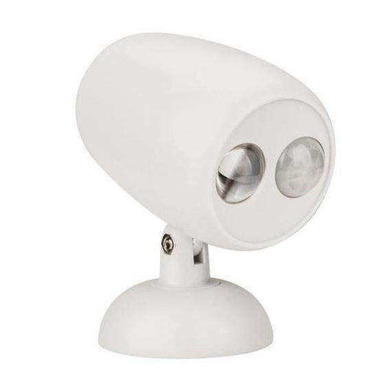 Cordless LED Outdoor Spotlight with Motion Sensor - 2 Colors-White-Daily Steals