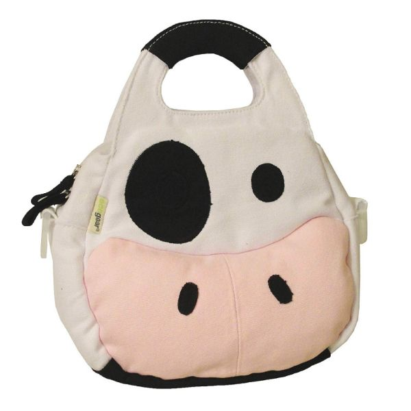 Ecogear Ecozoo Kids Animal Lunch Totes-Cow-Daily Steals