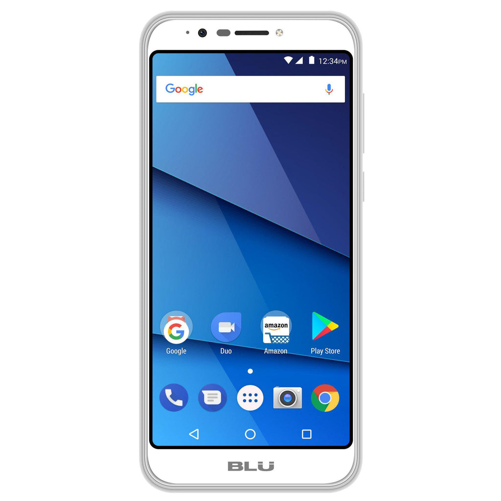 BLU Studio View XL S790Q 16GB Unlocked GSM Dual-SIM Android Phone w/ 13MP Camera-Silver-Daily Steals