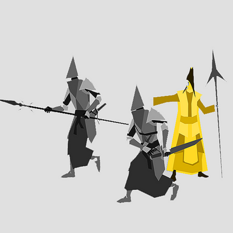 Create Low Poly Game Characters in Blender3D-