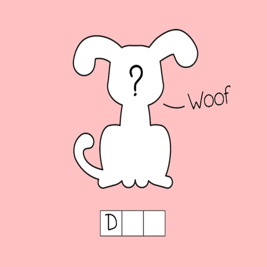 Create your Guess the Word iPhone app for Kids.Code included-
