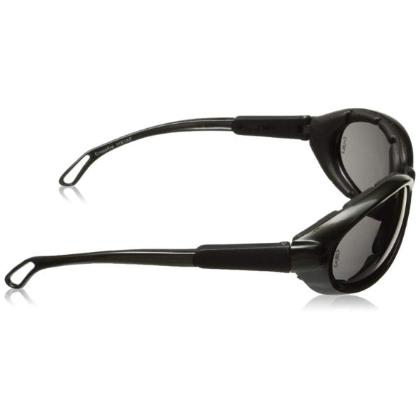 Crossfire Safety Glasses with Anti-Fog Lens and Foam Lining-Daily Steals