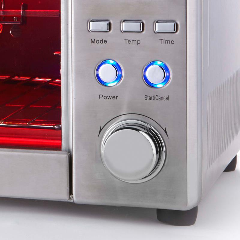 Daily Steals-Curtis Stone 26L Digital Rotisserie and Convection Oven-Kitchen Essentials-