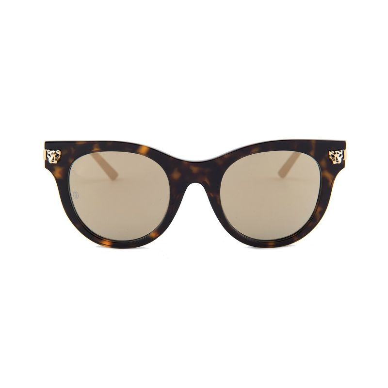 Cartier Women's Sunglasses - CT0024S-002 50-Daily Steals