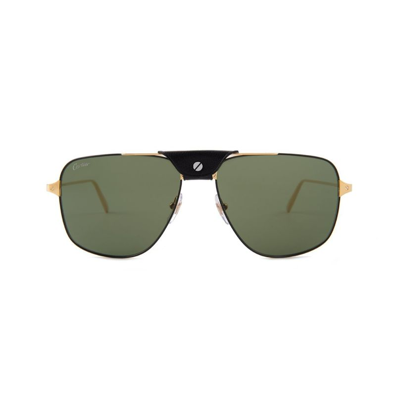 Cartier Men's Sunglasses - CT0037S-002 59-Daily Steals