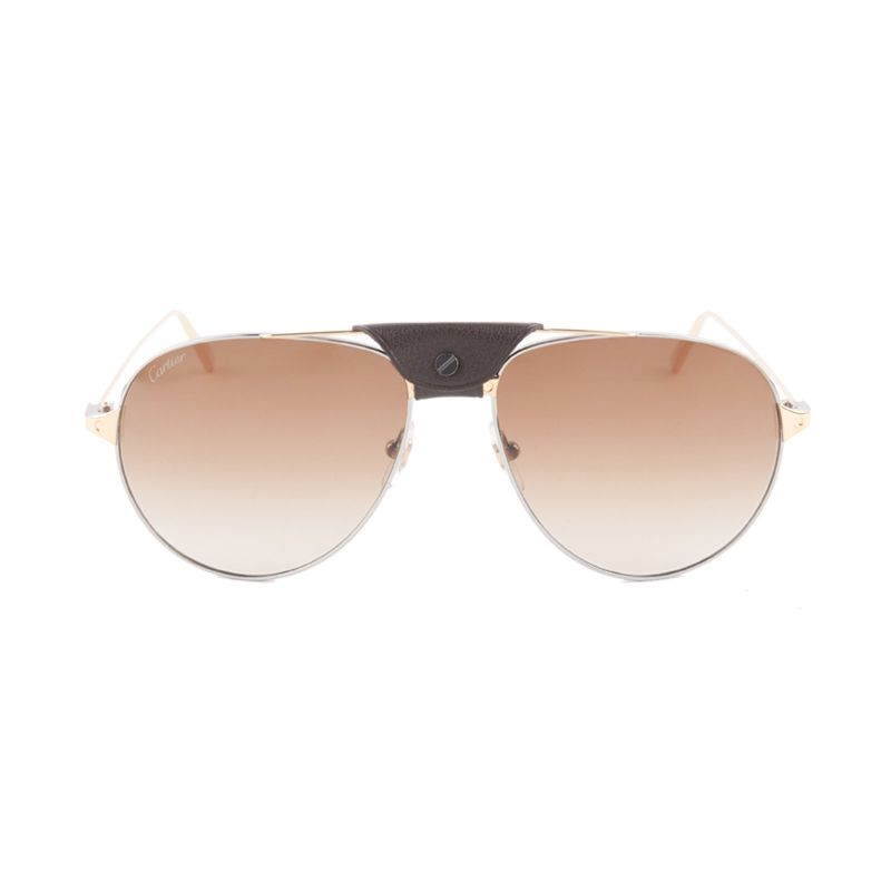 Cartier Men's Sunglasses - CT0038S-004 59-Daily Steals