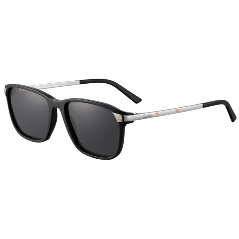 Cartier Unisex Sunglasses - CT0075S-001 56-Daily Steals