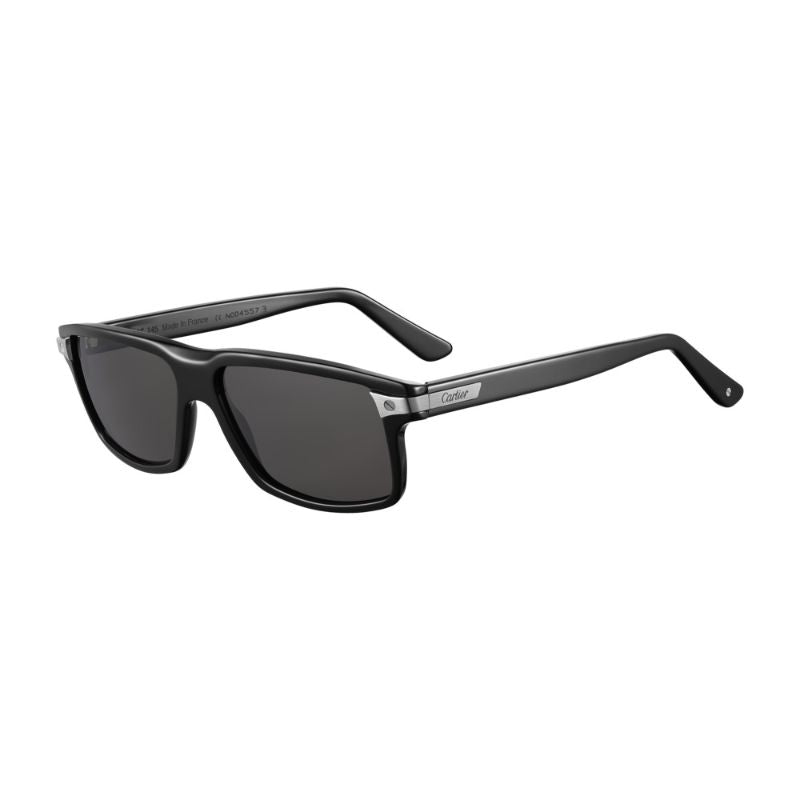 Lunettes de soleil unisexes Cartier - CT0076S-002 56-Daily Steals