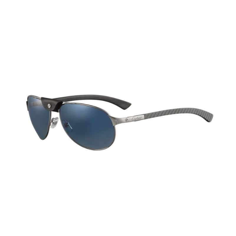 Cartier Unisex Sunglasses - CT0088S-002 61-Daily Steals