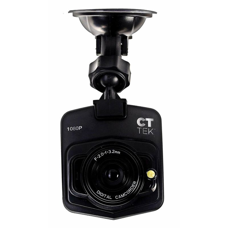 "Car Dash Cam HD Portable DVR with 2.4"" TFT LCD Screen-Daily Steals"