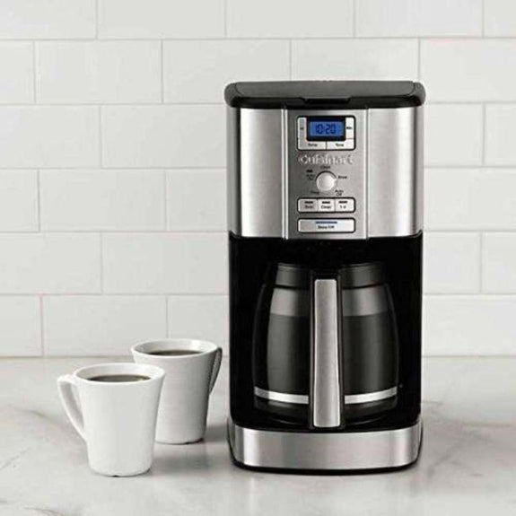 Cuisinart Perfect Temp - Cafetera programable para 14 tazas