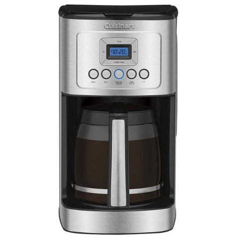 Cuisinart 14-Cup Glass Carafe Programmable Coffeemaker-Daily Steals