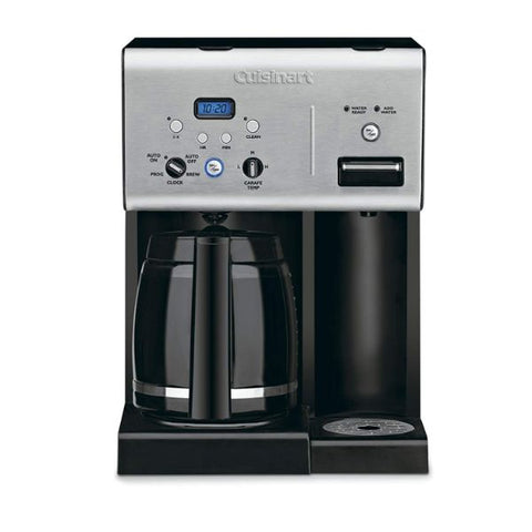 Cuisinart Coffee Plus 12-Cup Programmable Coffeemaker-Daily Steals