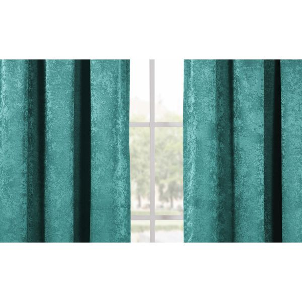 "Triple Layered Woven 84"" Blackout Curtains - 4 Pack-Daily Steals"