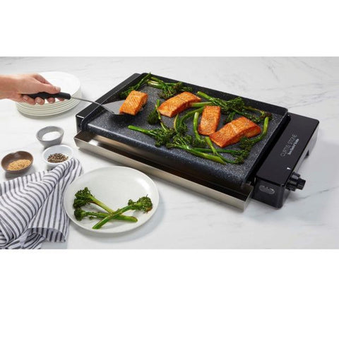 Daily Steals-Curtis Stone Dura-Electric Nonstick Grill Griddle-Kitchen-