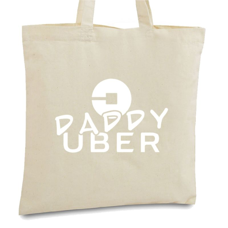 Statement Tote Bags-Daddy Uber-Daily Steals