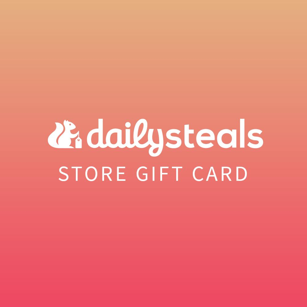 Daily Steals-Daily Steals Gift Card-Gift Card-$41.21-