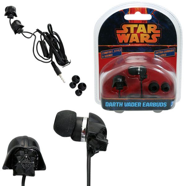 Star Wars Earbuds-Daily Steals