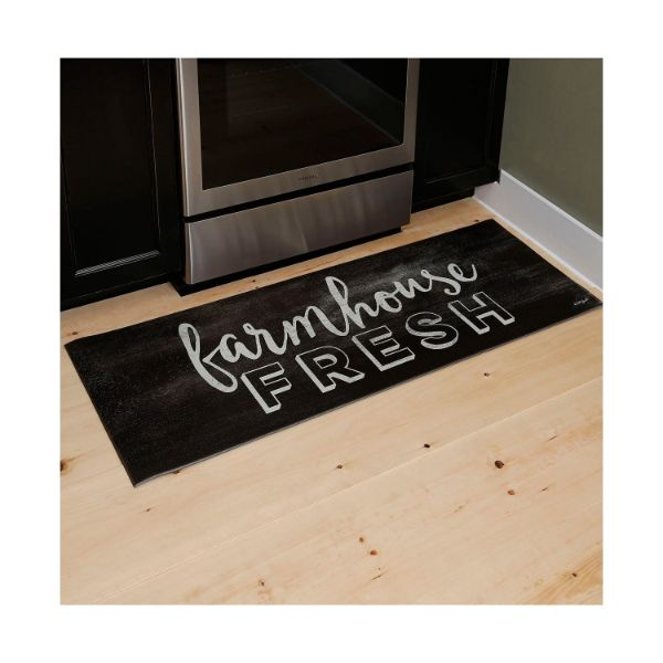 Daily Steals-David Burke Oversized Anti-Fatigue Kitchen Runner Mat-Kitchen-Farmhouse Fresh-