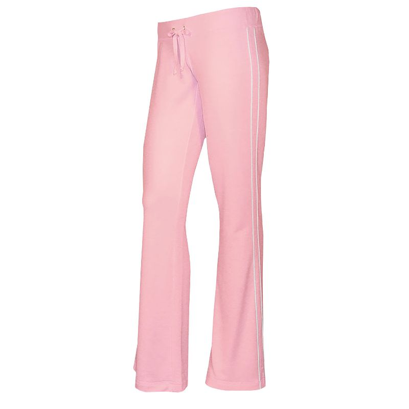 Women's French Terry Comfy Sweatpants - 1 or 2 Pack-Pink-1 Pack-L-Daily Steals
