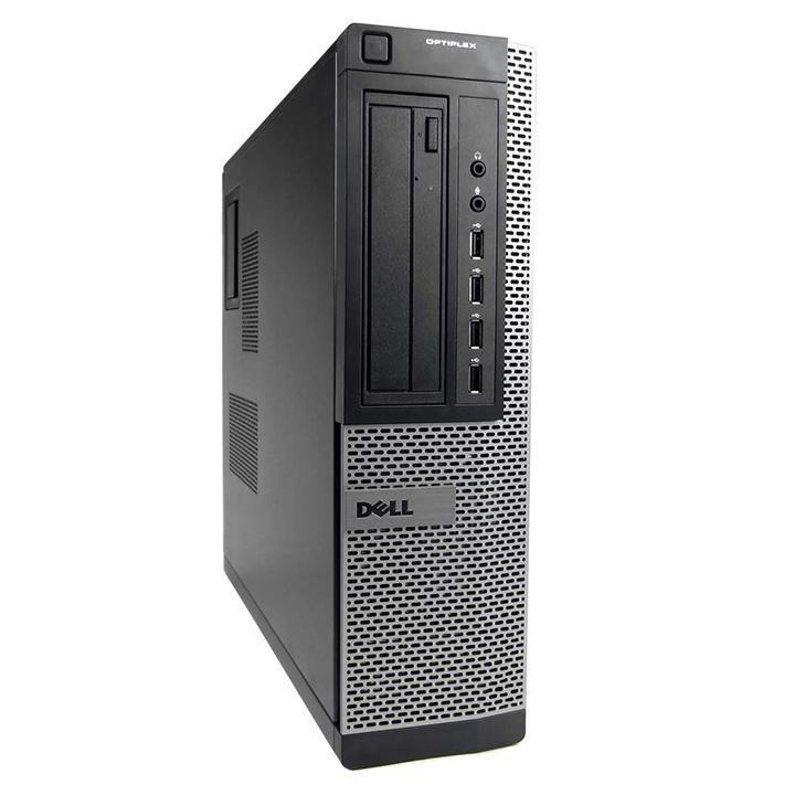 Refurbished Dell 7010 Desktop Computer 8GB RAM 500GB HDD Windows 10 Pro Includes Wifi Adapter