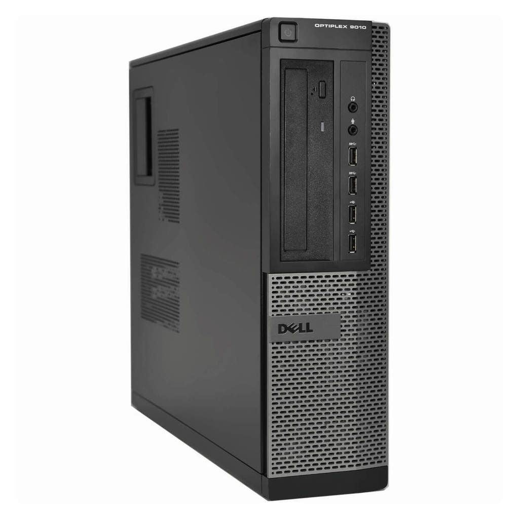 Refurbished Dell 9010 Desktop Computer 8GB RAM 500GB HDD Windows 10 Home Includes Wifi Adapter