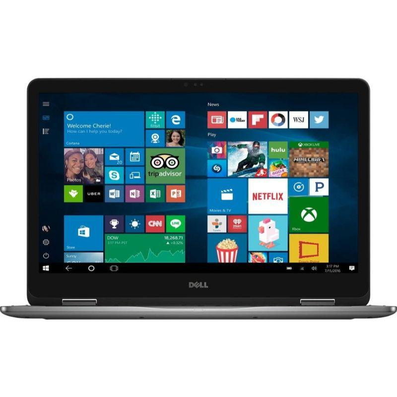 "Daily Steals-Dell Inspiron 17-7773 I7-8550U/16G/512SSD WiFi+BT 17.3""-Laptops-"