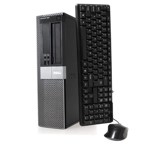 Dell Optiplex 980 Desktop Computer Intel i5 8GB RAM 500GB HDD Windows 10-